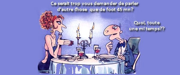 Le Couple => Un peu d'Humour et Citations