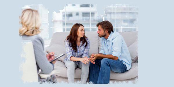 Les rubriques sur le couple et le conseil conjugal
